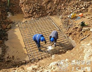 珠海循环水管道安装项目02