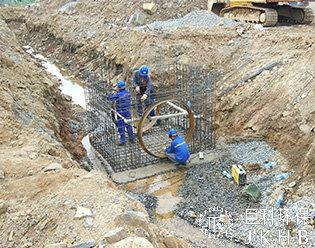 珠海循环水管道安装项目03
