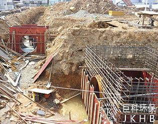 珠海循环水管道安装项目04