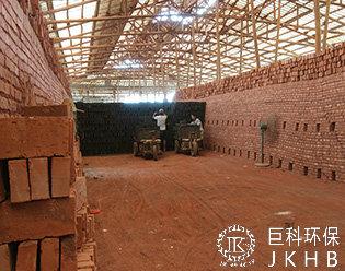 湖南省隆回砖厂脱硫除尘项目02