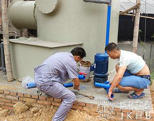 湖南省隆回砖厂脱硫除尘项目04