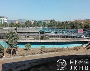 湖南省郴州第一污水竞博国际注册01
